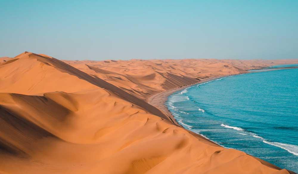Podróże Afryka Namibia Botswana cover