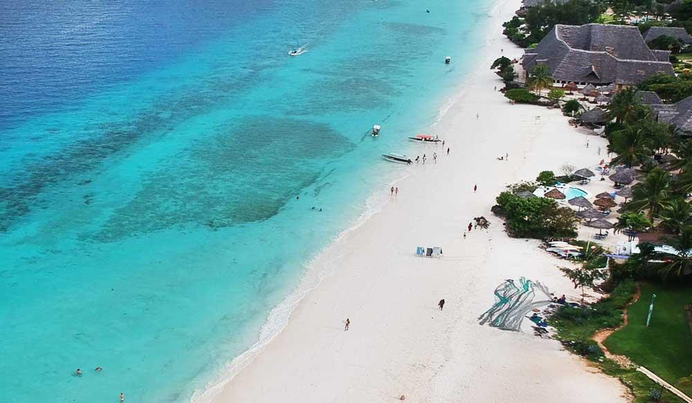 Nurkowanie Zanzibar cover