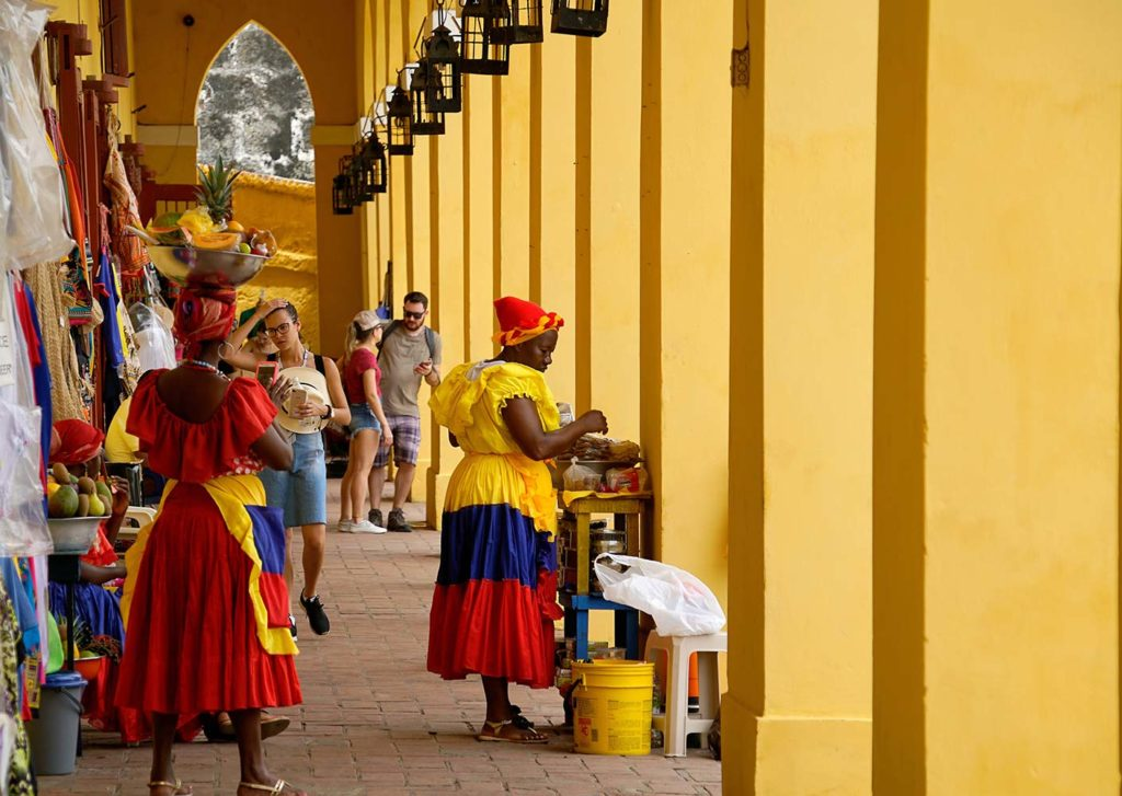 Kolumbia, Kartagena