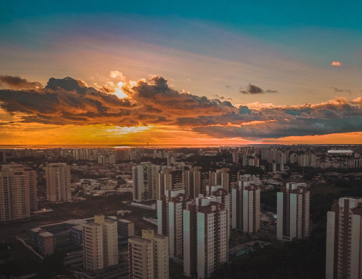 Brazylia Manaus